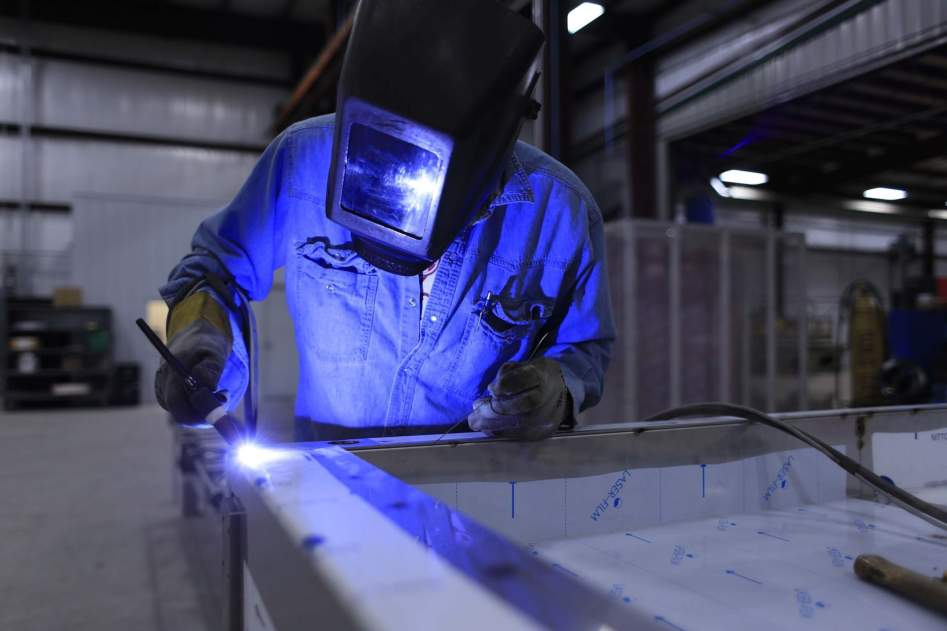 Welding and predictive analytics