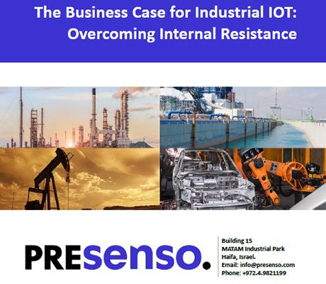 The business case for industrial IOT: overcoming internal resistance