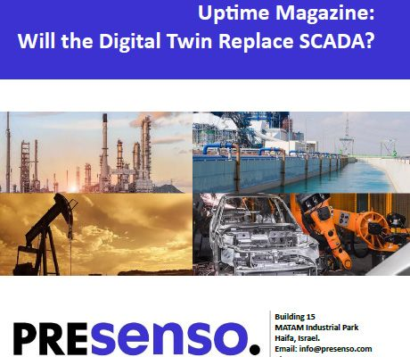 Uptime magazine: will the digital twin replace SCADA